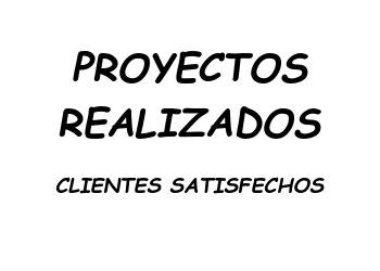 Proyectos realizados CRASH