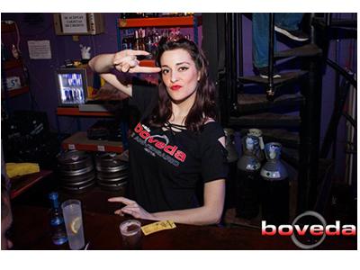 Camisetas personalizadas Aniversario BOVEDA 2