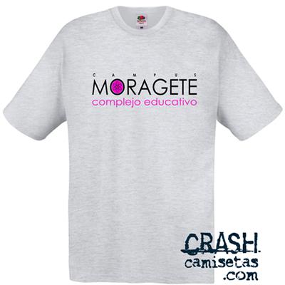 Camisetas CAMPUS MORAGETE 2018
