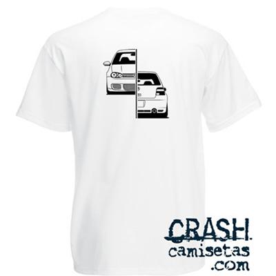 Camisetas para el Club R32 de Catalunya.