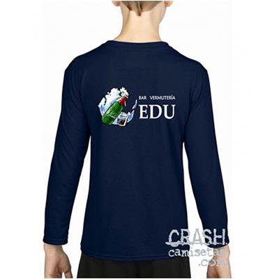 Camisetas VERMUTERIA EDU en Segur de Calafell.