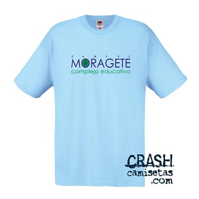 Camisetas CAMPUS MORAGETE 2019