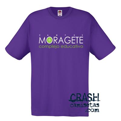 Camisetas CAMPUS MORAGETE 2017