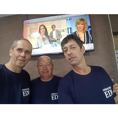 Camisetas VERMUTERIA EDU